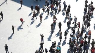 "Flashmob ""Ode an die Freude"" (Halle/Saale) - Stafaband"