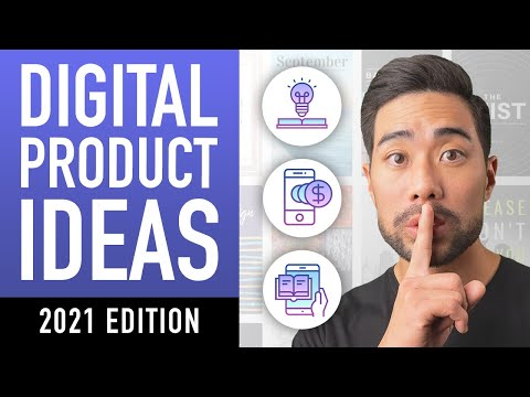 20 Digital Product Ideas That Make Money in 2021 (With Real Examples)