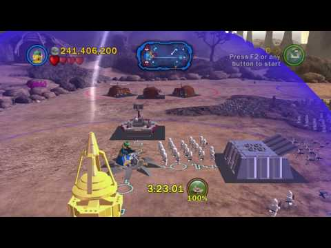 🚀LEGO Star Wars III - The Clone Wars #63 - Duur: 32:51.