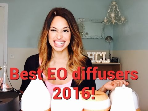 The Best Essential Oil Diffusers 2016!! Giveaway, duhh