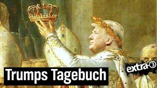 Trumps Tagebuch (8)
