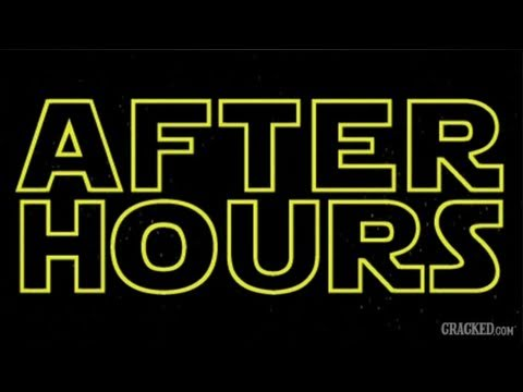 Why Star Wars Is Secretly Terrifying For Women   After Hours