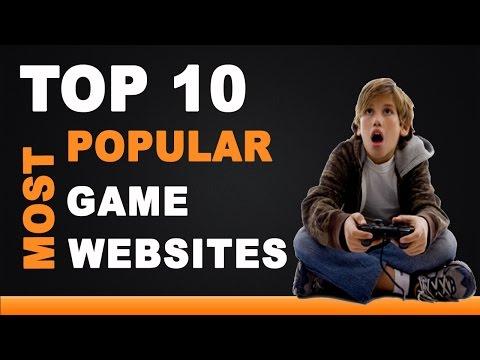 Best Game Websites - Top 10 List
