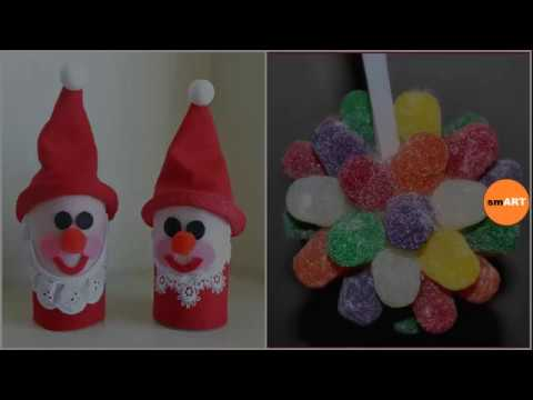 Crafts For Kids Christmas - Christmas Crafts For Adults