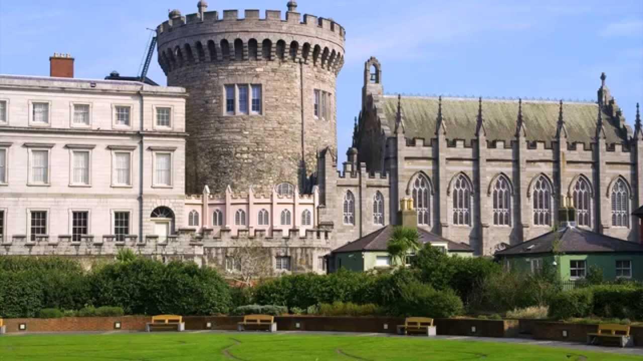 Дублин. Столица Ирландии | Dublin-Ireland