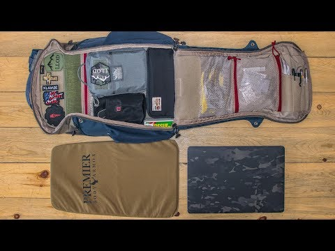 *NEW* EDC Backpack 2018 - Laptop Bag and Gear - Vertx Gamut Review