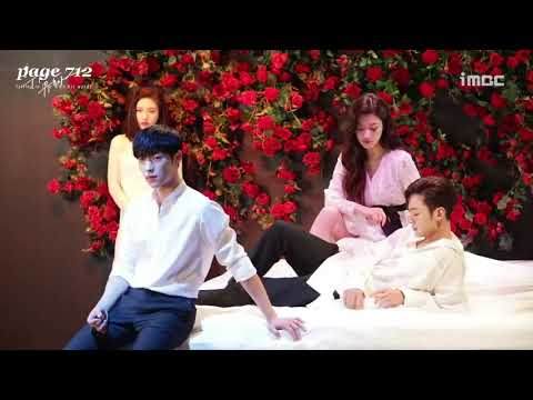 (eng sub) behind the scenes of the poster photoshoot — the great seducer making #2