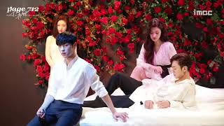 Download Video (eng sub) behind the scenes of the poster photoshoot — the great seducer making #2 MP3 3GP MP4