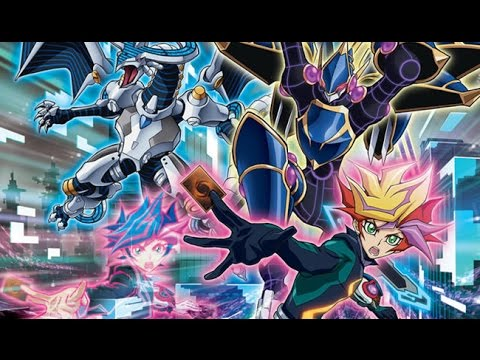 First Actual Clip Of Yugioh Vrains And Story Info About The Anime This Show Is Going To Be Great