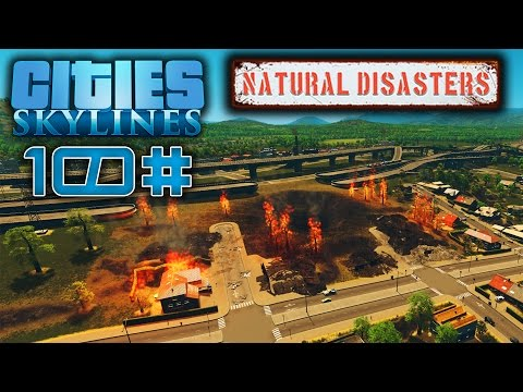 Cities: Skylines - Natural Disasters - [GER] #10 METEORIT!