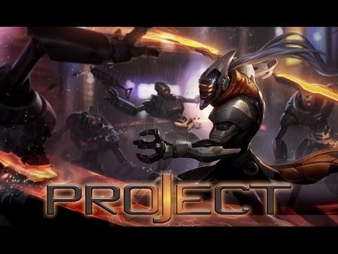 League of Legends: Project Yi (Skin Spotlight)