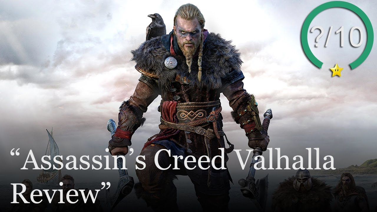 Assassin's Creed Valhalla Review [PS5, Series X, PS4, Xbox One, Stadia, & PC] (Video Game Video Review)