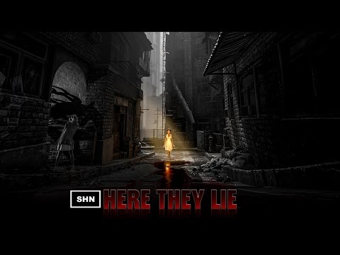 Here They Lie VR Playstation VR Full HD 1080p Walkthrough Lo