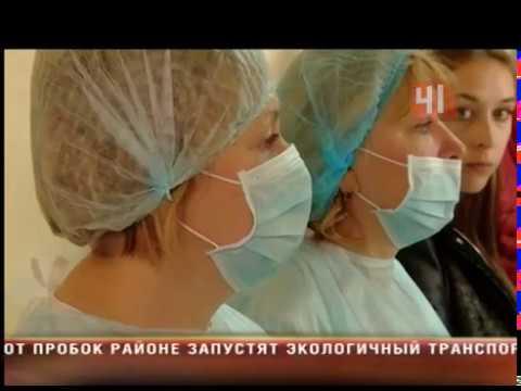 Учения в больнице