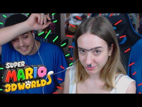 ODIO ESTE JUEGO: Super Mario 3D World Gameplay Español Ep. 10