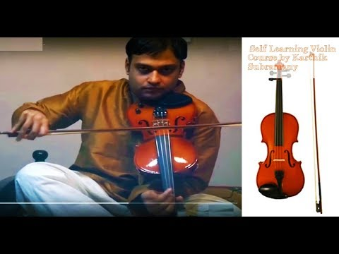 Learn Violin Yourself | Indian violin – Resource of Acclaimed Indian