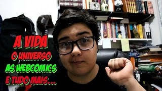 Webcomics... | #VEDA 23