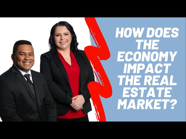 How does what's happening in the economy affect the Real Estate market?