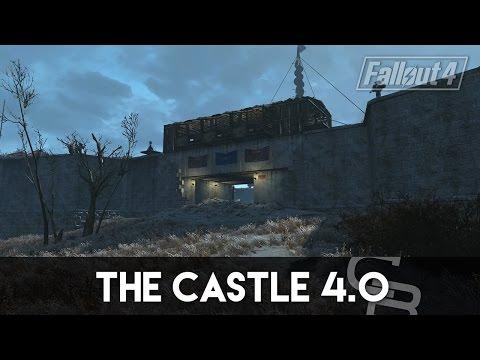 Fallout 4 - The Castle 4.0 (Castle Settlement Showcase)