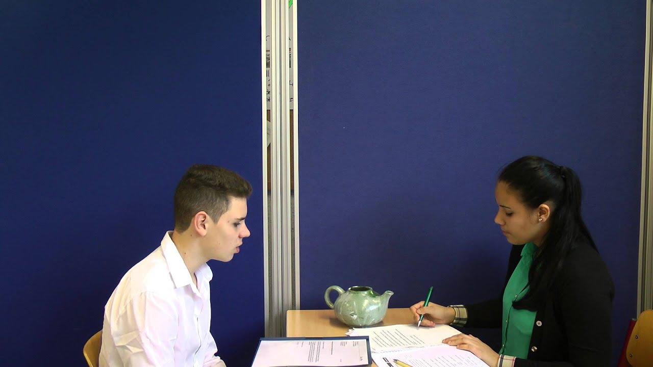 2. Bewerbungsgespräch