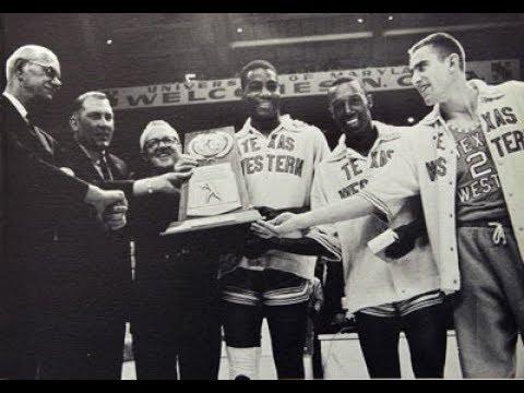 1966 NCAA National Championship: Texas Western vs  Kentucky