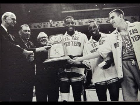 1966 NCAA National Championship: Texas Western Vs  Kentucky