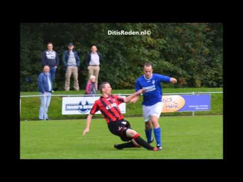 Nieuw Roden - Zuidlaarderveen 5-1 DitisRoden.nl
