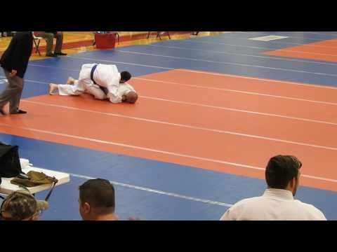 2017 Ohio Judo Championship Ratcliff 1