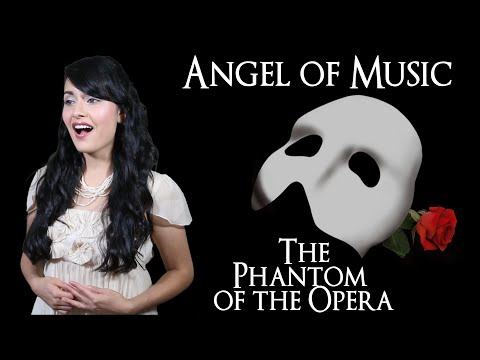 Angel of Music - The Phantom of the Opera (cover by Bri Ray)