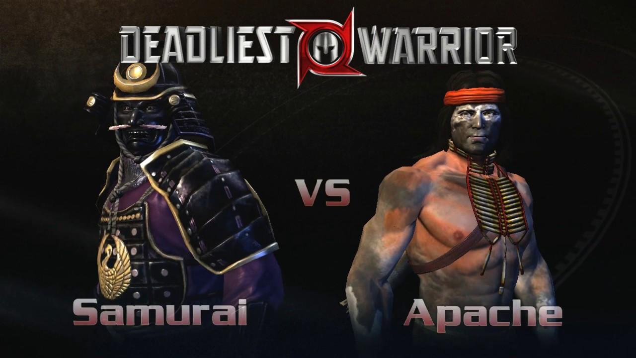 Deadliest Warrior Stream