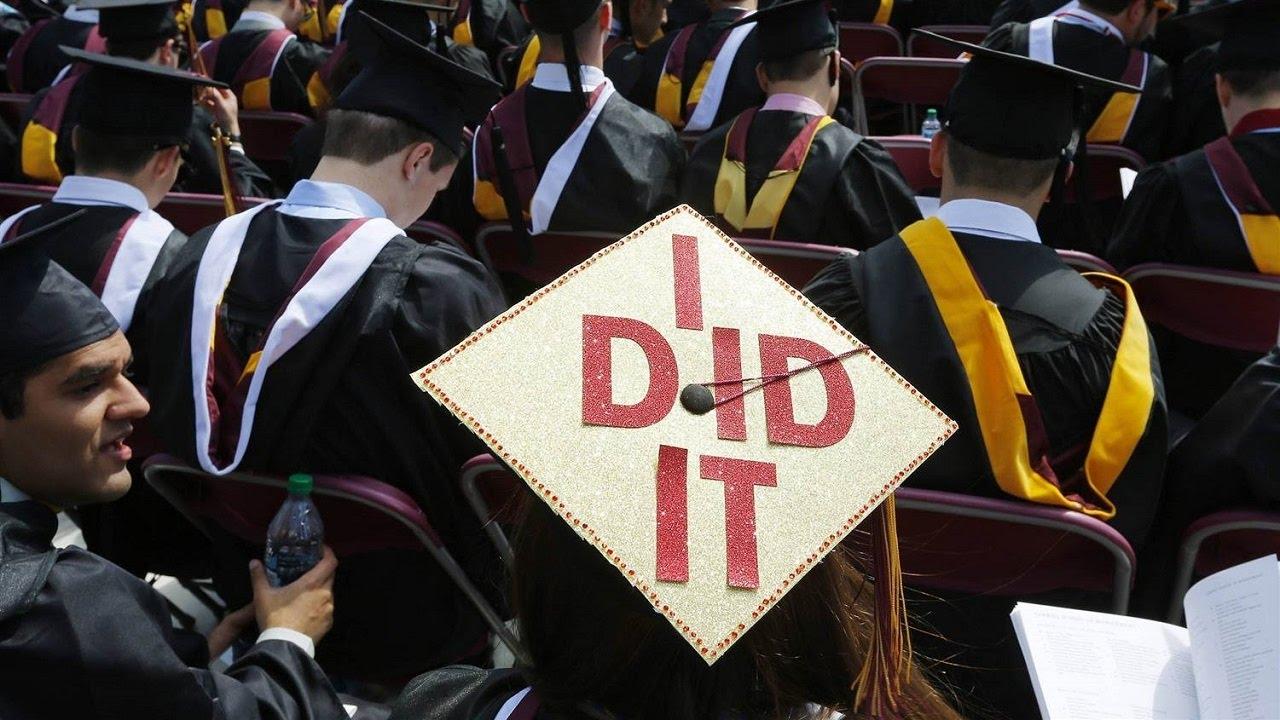 Congratulation Wishes On Graduation College Graduation Messages