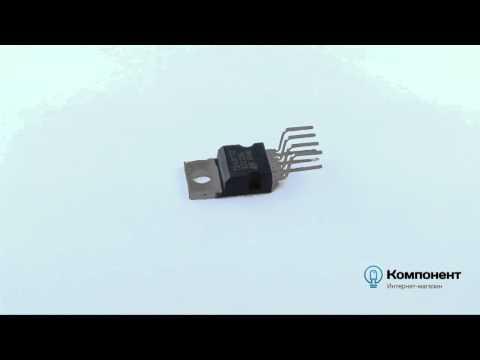 Микросхема TDA 8170 standard