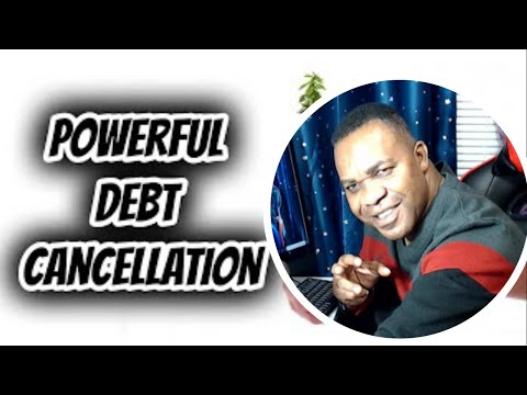 Powerful debt cancellation