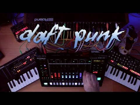 Daft Punk  Around The World  Harder, Better, Faster, Stronger    gattobus