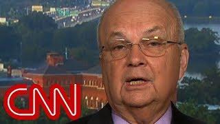 Ex-CIA chief compares family separations to Nazis