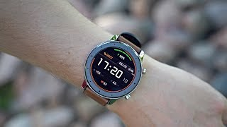 Amazfit GTR Review After 1 Month - My Favorite Smartwatch of 2019!