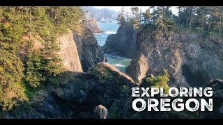 Exploring Oregon 1.0 | Scenic Oregon Drone Video 4K