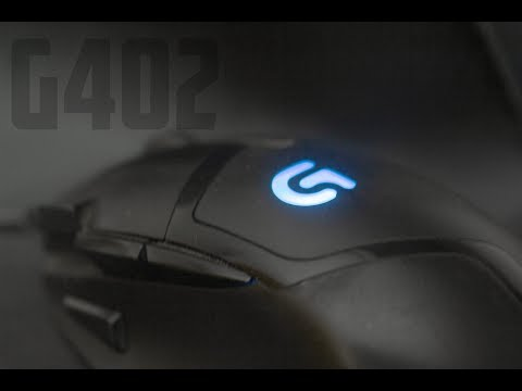 Logitech G402 Gaming Mouse REVIEW!