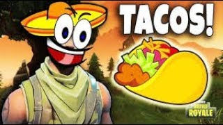 LOCATION TACO STORE POUR LE BATTLE PASS CHALLENGE ! ITA FORTNITE