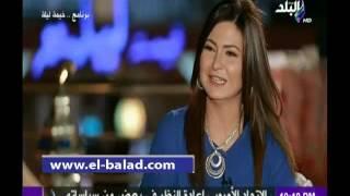 بالفيديو.. سعد الصغير يعلق على تقبيل قدم الراقصة «شمس»