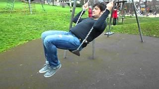Ho portato il bimbo al parco giochi! :D
