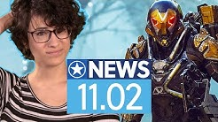 Großer Umbau: BioWare kündigt Anthem 2.0 an  - News