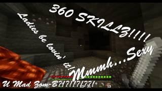 SOUP PEOPLE: Minecraft joulukalenteri luukku 9: Mustaa kultaa