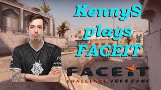KennyS POV plays FACEIT / dust2 / 9 June 2021