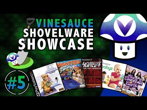 [Vinesauce] Vinny - Shovelware Showcase (part 5)