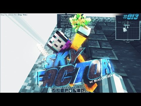 MESIN PENGGANDA ORE | Minecraft Sky Factory Indonesia | Episode 13