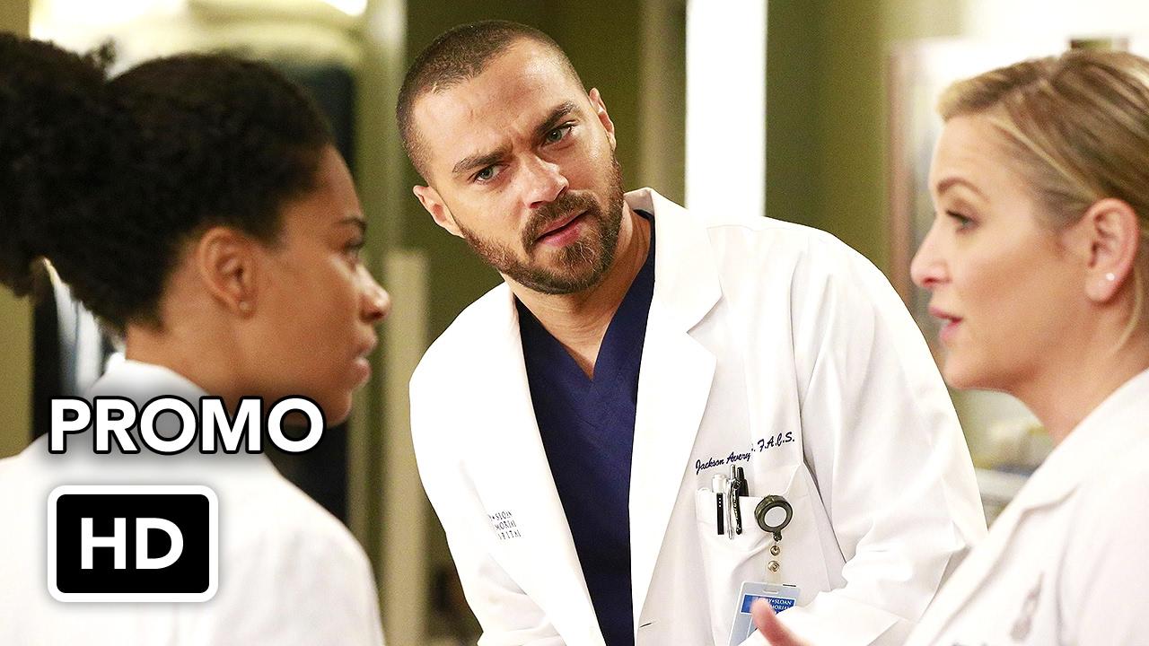 Grey\'s Anatomy 13x12 Promo \