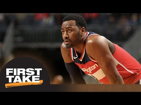 First Take reacts to John Wall undergoing knee procedure, out 6-8 weeks | First Take | ESPN