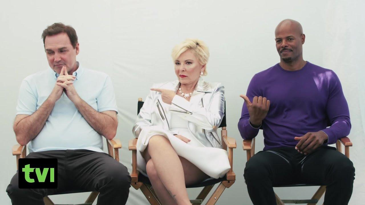 Download Norm Macdonald promoting Last Comic Standing with Roseanne & Keenen Ivory Wayans (2015)