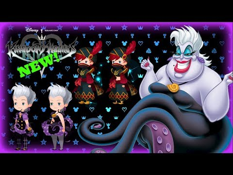 KH Union χ[Cross] New Avatar Boards! ~ Ursula Avatar is Finally Here!
